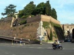 Vatican City.....An Entrance