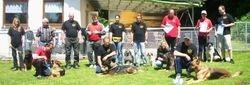Unser Team AHSV Stein