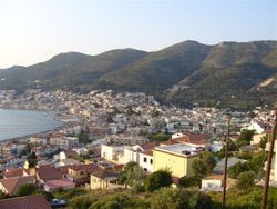 Samos Harbour