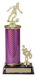 Trophies - all colours, sizes and shapes