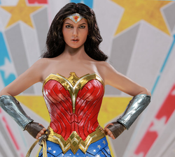 Wonder Woman (Comic Book Concept Art)