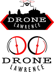 Drone Lawrence - Logo Variations