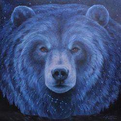 Great Sky Bear: Ursa Major Constellation / 2020
