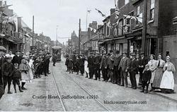 Cradley Heath. 1910.