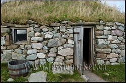 Sod House,Cape Breton