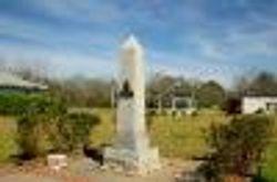 W.D.Chipley Monument