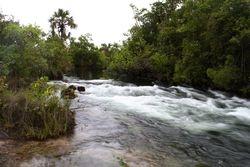 Rio Fomoso em Goias