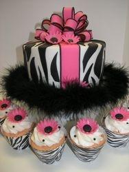Hot Pink/Zebra
