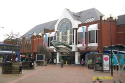 Tower Ramparts Shopping Centre