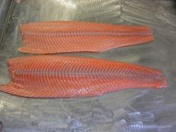 Norwegian Superior Atlantic Salmon Fillets, TRIM E, Single Vacuum-packed