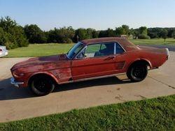 11. 66 Mustang