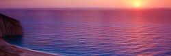 sea view sunrise