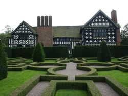 The Knot Garden and Hall