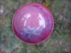 Serving Bowl ~ Burgundy