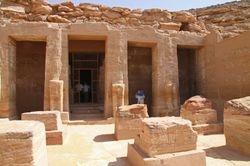 Lake Nasser : Temple of Derr