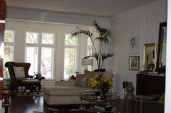 Living room - furnished