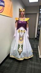Jessica Smith, Office Halloween Contest 2016