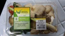 Fresh Tomyam Mushroom Set