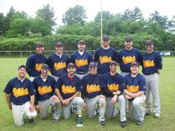 2010 Galloway Daze Tournament Champions