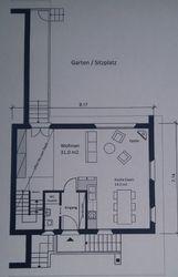 Grundriss Mittlere Etage