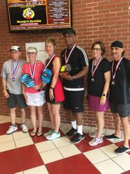 Medalist - Mixed Doubles