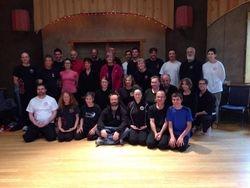 Internal Martial Arts Retreat Spring 2016