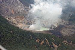 Poas Volcano