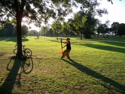 Park Practice Summer 2010