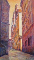 Streets: Salamanca