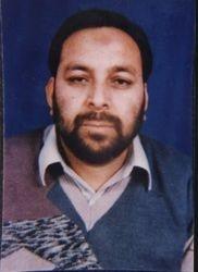 Shaheed Nazar Hussain (Walad Shaheed Shaikh Mazhar Ali)