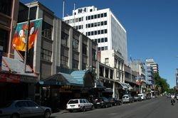 Hereford Street in 2005