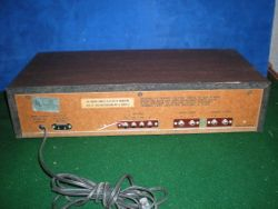 Curtis Mathes Solid State AM FM 8 Track Stereo Receiver 63-1