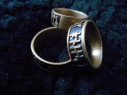 Runring/ Rune ring.