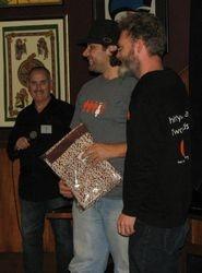 Third Prize - Fair Go Aus 100% cotton tablecloth