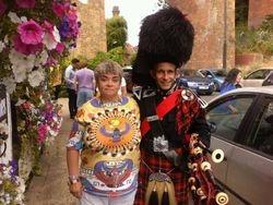 Shane Sarah Phipps & Lance Harding