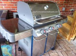 sams club grill assembly service in DC MD VA