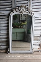 #27/134 FRENCH MIRROR GREY