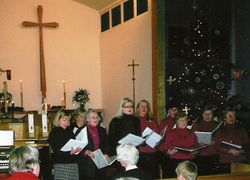 Finnish Christmas Service 2006