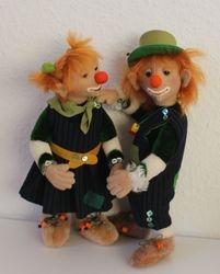 Clowns Karli und Karlina