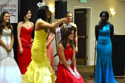 Miss Maryland Collegiate Crowning