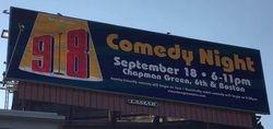 918 Comedy Night