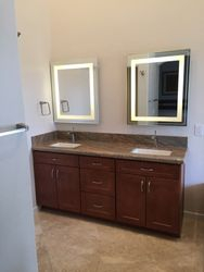 Bathroom Remodel - La Reserve - January 2016