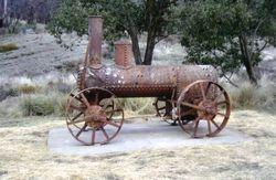 2004 Portable Steam Engine at Yarrangobilly Homestead