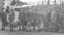 Under Eleven football team 1948