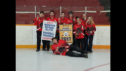 2017 Mixed Provincials @ Nelson House