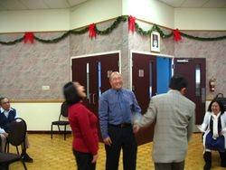 Christmas Fellowship 2008