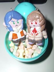 ShizNat clay charms