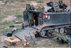 Living in the M113.