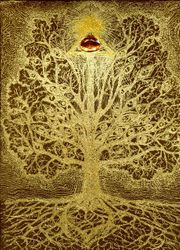 The Tree of Life - Eye of God