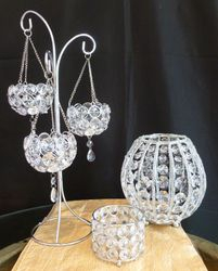 Crystal Accent Pieces